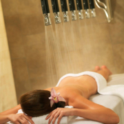vichy shower hydrotherapy treatment in eureka ca