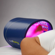 red light therapy device for anti-aging