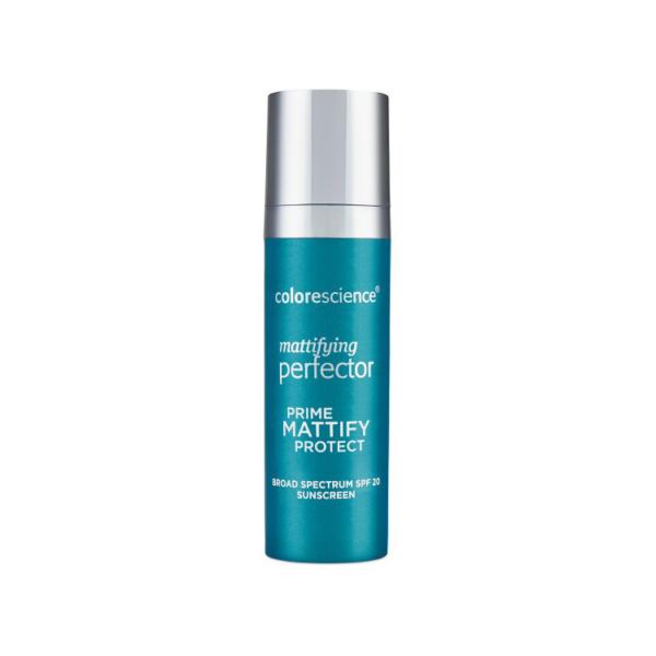 colorescience mattifying primer for acne prone skin