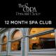12 month spa club in eureka ca