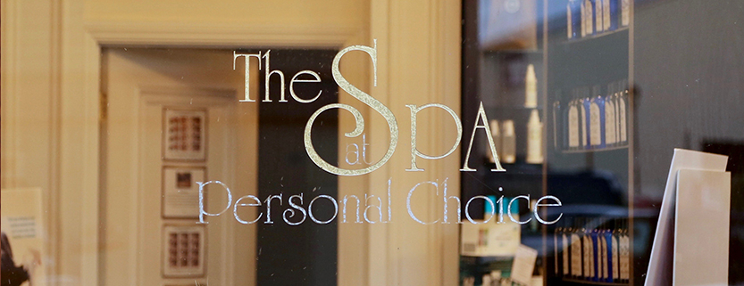 the spa at personal choice in eureka ca