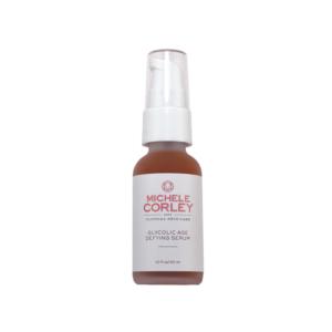 michele corley glycolic acid serum