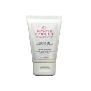 michele corley retinol face cream