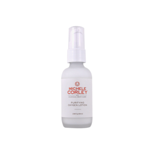 michele corley oxygen lotion for acne prone skin