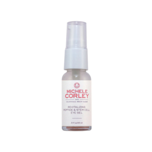 michele corley peptide and stem cell eye gel
