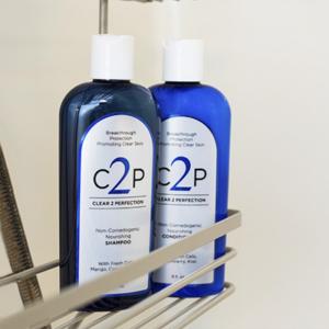 non comedogenic shampoo and conditioner for acne prone skin