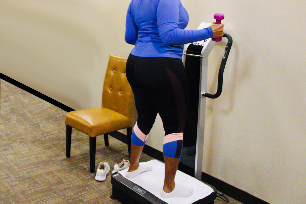 total body vibration for weight loss