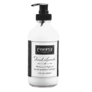french lavender hand and body lotion