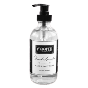 french lavender hand and body wash