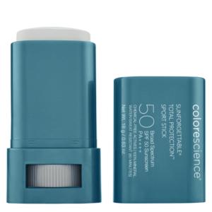 colorescience sport stick sunscreen spf 50